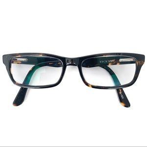 Zenni Optical Tortoiseshell Rectangle Eyeglasses
